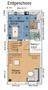 Erdgeschoss    EFH - S 00180 schmales Grundstück