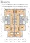 Obergeschoss 1     DHH-S  00150 im BauHausstil   TIME - PLANUNG   SEUBERSDORF/WISSING