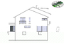 Ansicht HAUS-IDEE   EFH-S 00164      TIME-PLANUNG